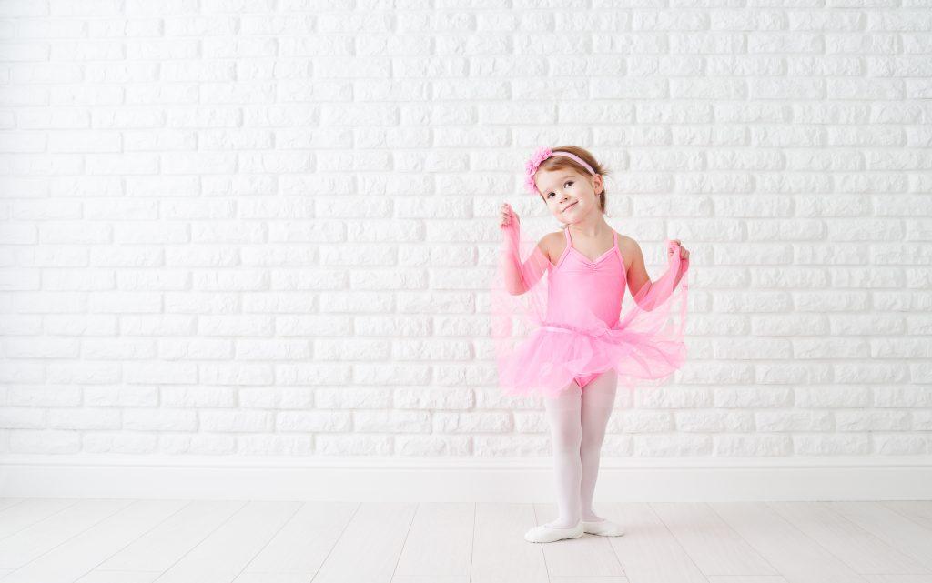 Danse classique enfant belgique tenue