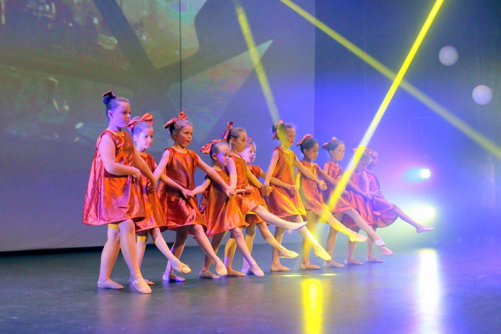 Cours de danse enfant enghien